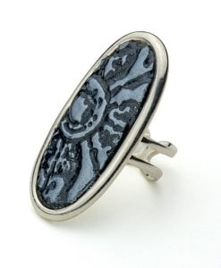 Kaya Oval Ring Large