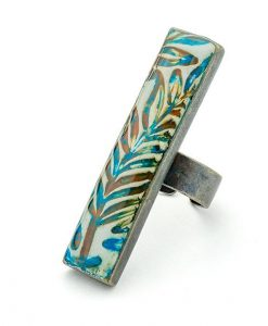 Sahara Rectangular Ring ShowOff
