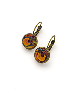 Josette Junior Leverback Earrings