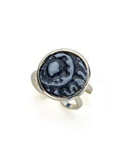 Kaya Circle Small Ring