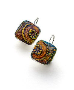 Madison Square Frenchback Earrings