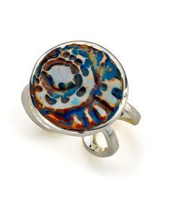 Sahara Small Circle Ring