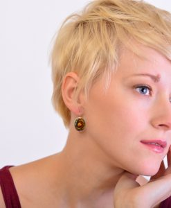Savannah Frencback Earrings Model