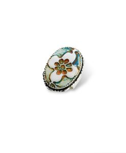Sahara Flower Ornate Ring